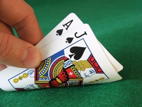 Image result for Playing Blackjack